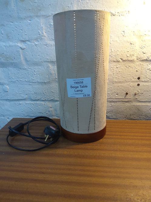 Argos Lamp
