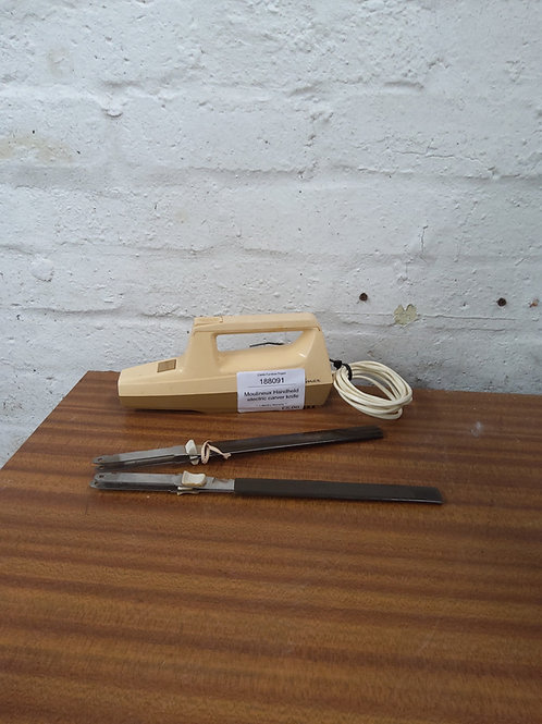 Moulineux handheld electric carver knife