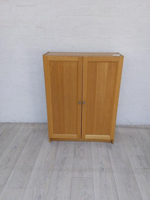 Pine Veneer Cupboard