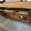 Thumbnail: Large Solid Wood Sideboard, 3 Drawers and 3 Cupboards Brass Handles