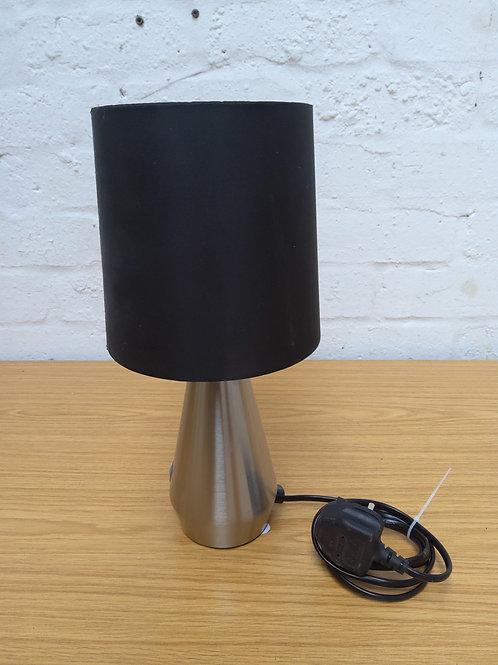 Back shade lamp