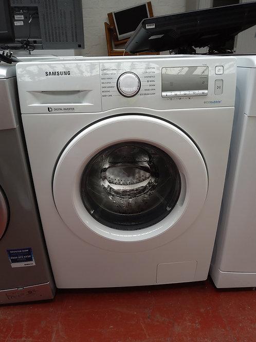 Samsung Washing Machine 9kg 1400rpm (White)