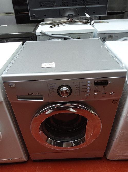 LG Washing Machine 8kg 1200rpm (Silver)