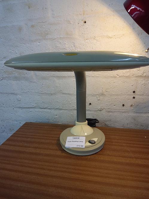 Desk reading lamp