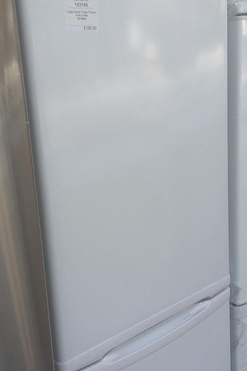 Candy Fridge-Freezer (White)