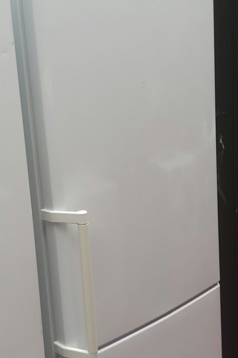 Samsung Fridge-Freezer (White)