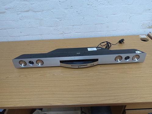 LG integrated soundbar