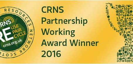 CRNS Partnership Working Award Winners