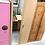 Thumbnail: Large Beech Wardrobe with Mirror on Door