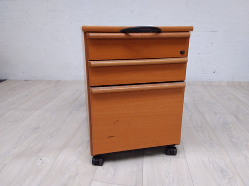 Small 3 Drawer Filing Cabinet
