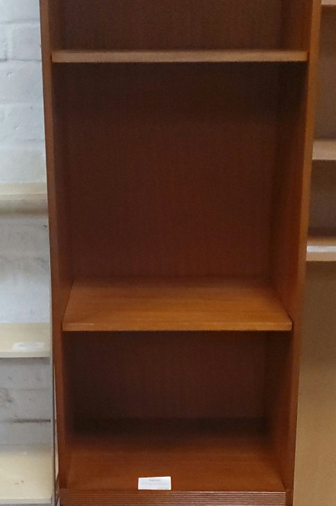 Tall Rosewood Bookcase