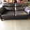 Thumbnail: NEXT Brown Leather Sofa and Chair