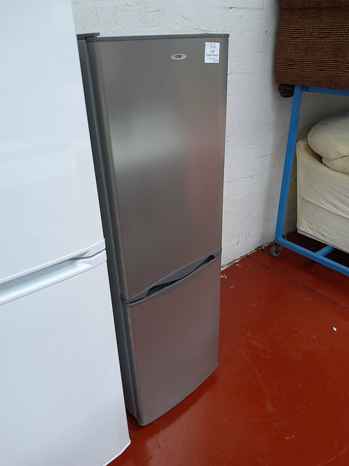 Logik Fridge freezer (Silver)