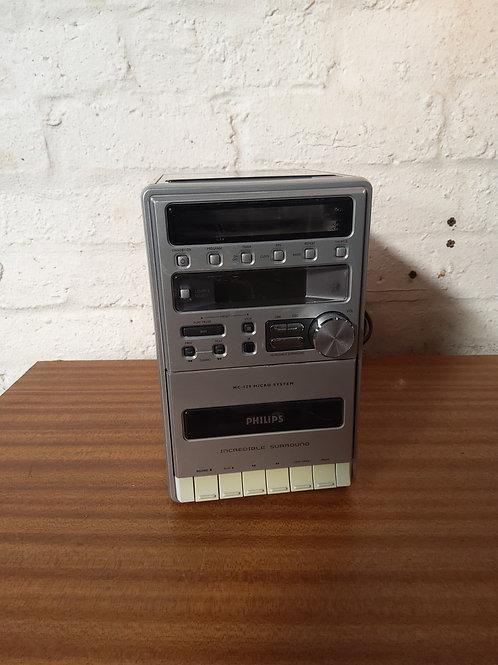 Philips radio hi fi ** no speakers**