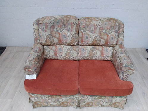 2 Seater Fabric Sofa
