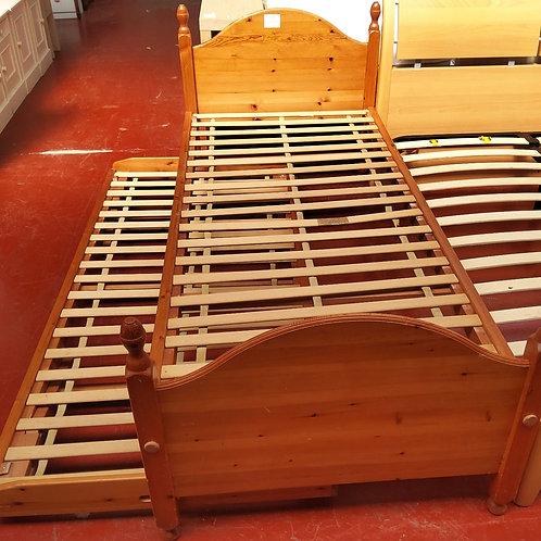 Trundell bed