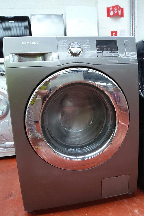 Samsung Washing Machine 8kg 1400rpm (Silver)