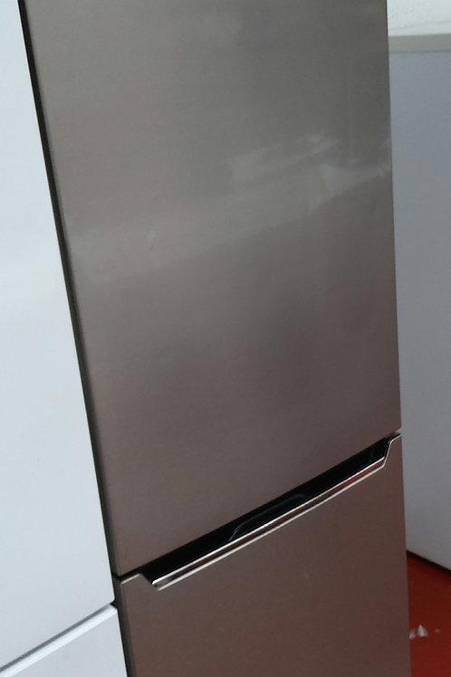 Hisense Fridge Freezer (Siliver)