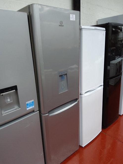 Indesit Fridge Freezer (Silver)