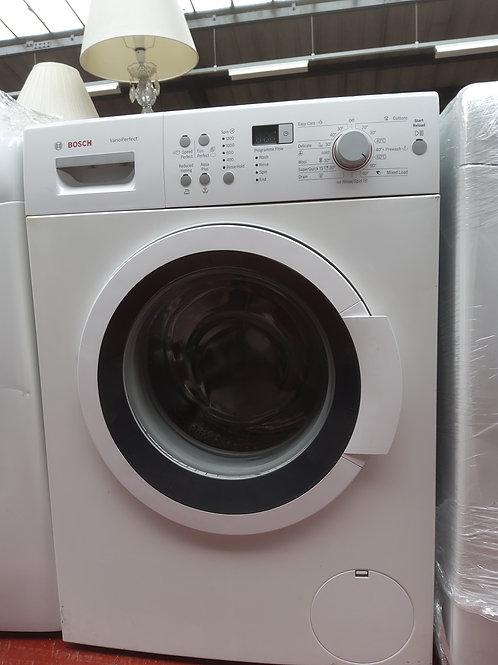 Bosch Washing Machine 8kg 1200rpm (White)