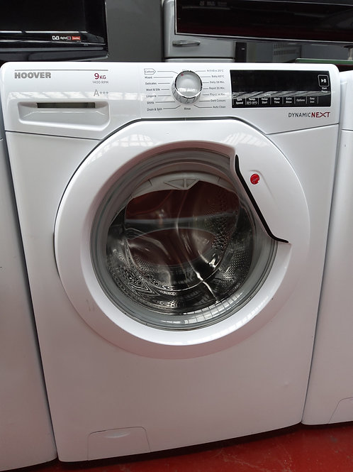 Hoover Washing Machine 9kg 1400rpm (White)