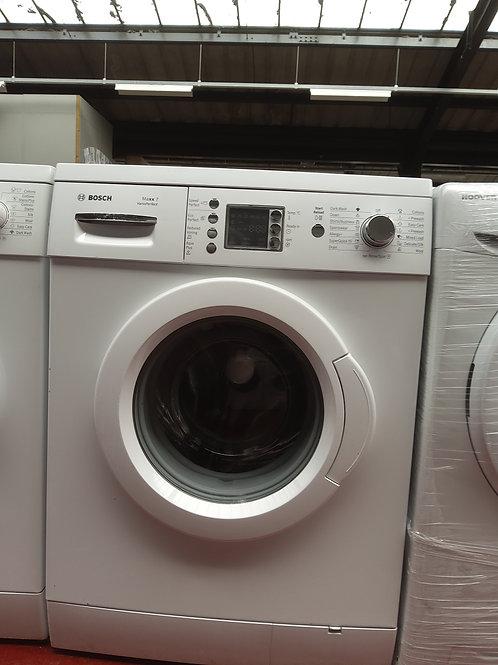 Bosch Washing Machine 7kg 1200rpm (White)