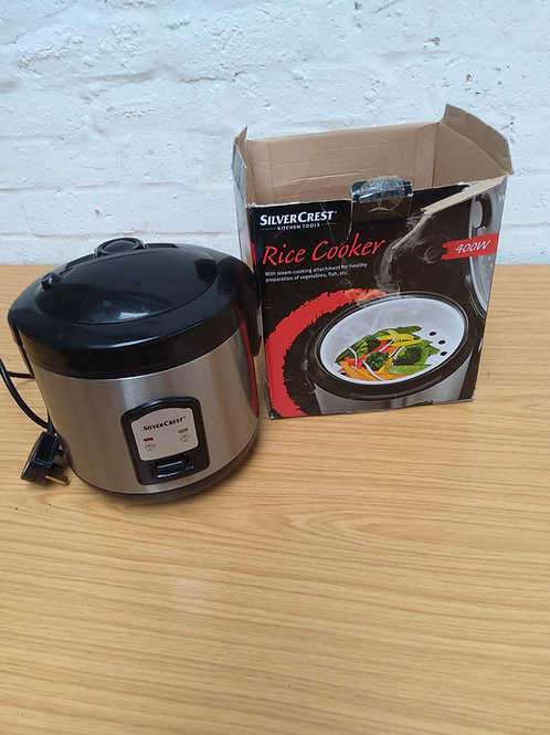 Silver crest rice cooker