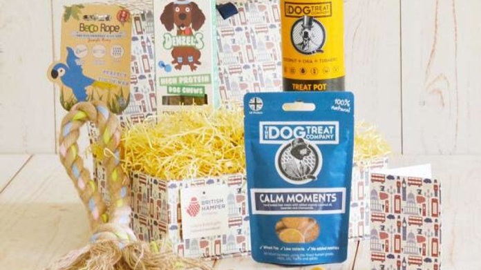 Dog Treat Hamper