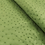 Thumbnail: Ostrich Leather Hide, Linden Green Color