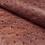 Thumbnail: Ostrich Leather Hide, dark Orange (maddog) Color