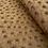 Thumbnail: Ostrich Leather Hide, vintage peat Color