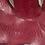 Thumbnail: Ostrich Legs Skin Leather Lathyrus Color