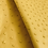 Thumbnail: Ostrich Leather Hide, Yellow Color