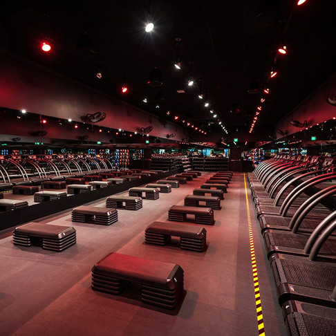 Class Review- Barry's Bootcamp
