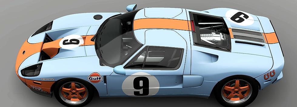 FORD GT '06 - RÉPLICA 1966 - 1   -.png