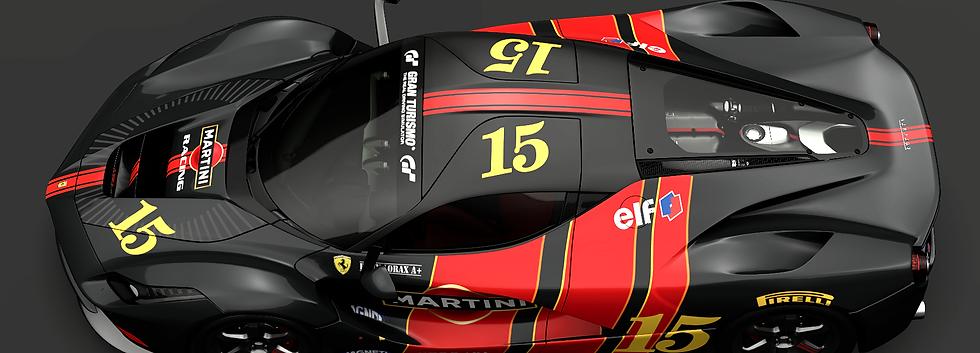 La Ferrari N1000