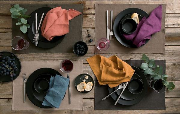 Tischwäsche bei DINO company