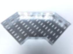curva para eletrocalha