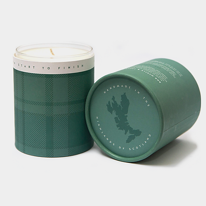 Bog Myrtle and Fresh Mint Candle From The Isle of Skye Candle
