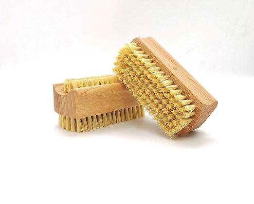 Natural Nail Brush With Plant Based Bristles