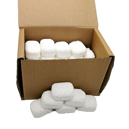 Handmade Plastic Free Dishwasher Detergent Tablets