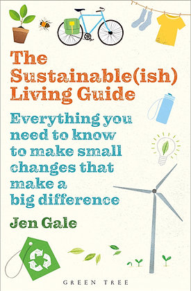 Front view to the sustainable living guide