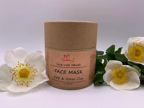 Dry Face Mask for Oily & Combination Skin