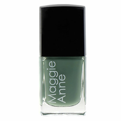 Olive Maggie Anne Gel Effect Nail Polish That is Vegan and Toxin Free