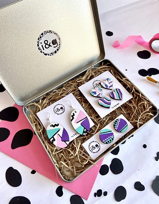 80's Collection Earring Gift Set