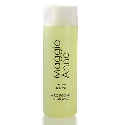 Maggie Anne Acetone Free Nail Polish Remover in Lemon and Lime
