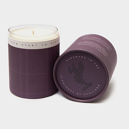 Heather And Wild Berries Candle By The Isle Of Skye Candle Company