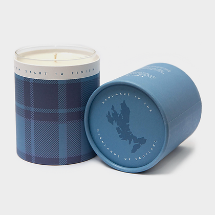 Scottish Bluebell Candle By The Isle Of Skye Candle Company
