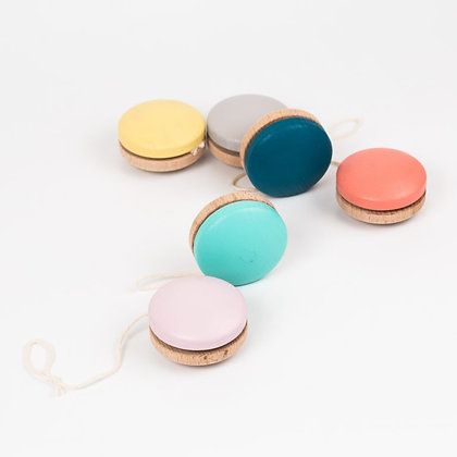 Handcrafted Traditional Wooden Toy Yoyo Pocket Money Toy