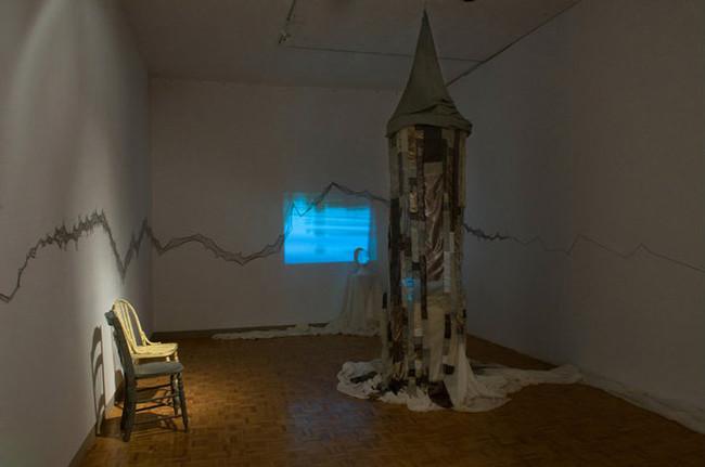 Under Pressure, WKP Kennedy Gallery, 2010